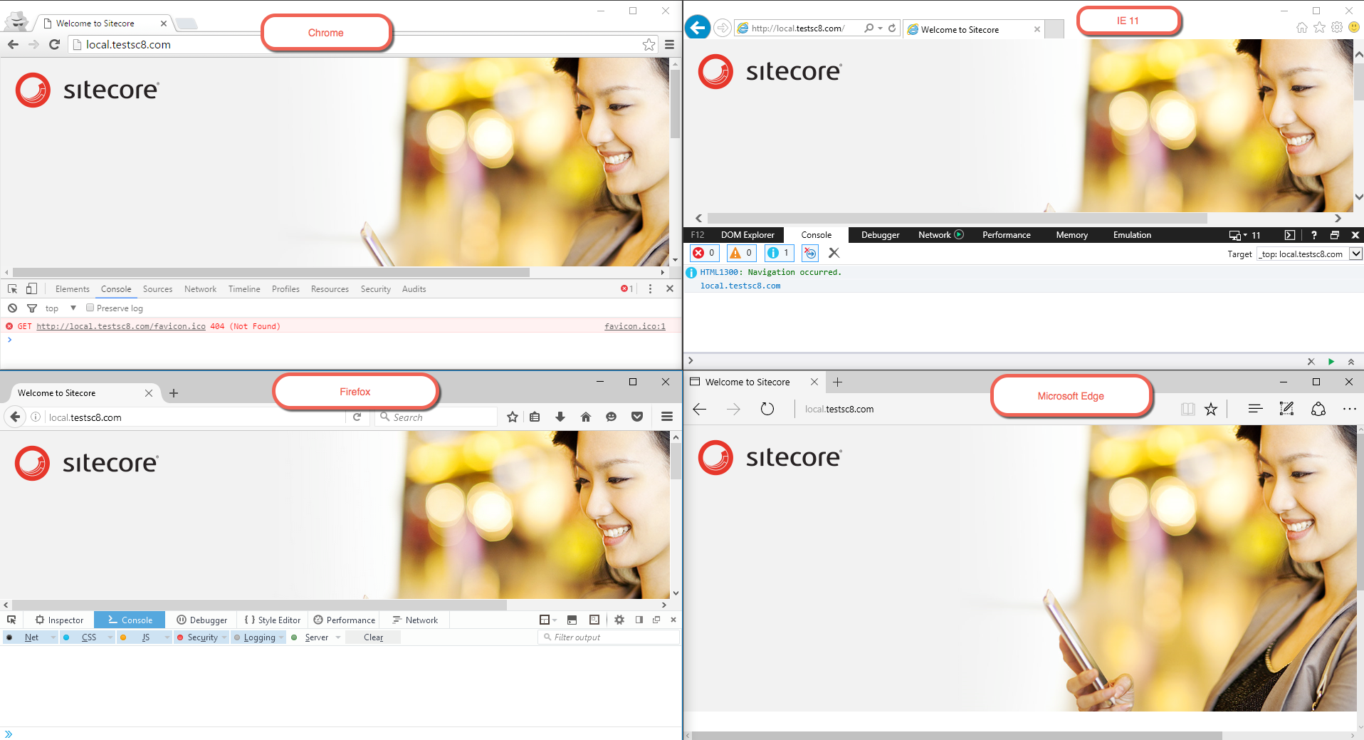 Secure Sitecore : Cross Site Scripting (XSS) Vulnerability Findings
